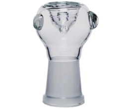 Glass Herb Bowl - GBHB14/GBHB18