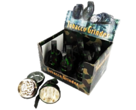 3-Part Grenade Grinder (Single) - GG1
