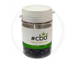 #CBD - CBD Hemp Capsules - 10mg / Capsule - Pot of 30 **OUT OF DATE**