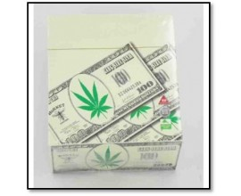 Hornet - Kingsize Slim Dollar Papers (50) - HORN1