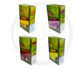 Juicy Jay's | Enhanced Hemp Wraps | Terpene Infused | 25 Packs Per Box | 2 Wraps Per Pack | JJHWE