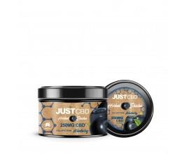 Just CBD | CBD Infused Flavoured Herbal Shisha - Zero Tobacco | BLUEBERRY