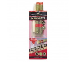 King Palm | Flavoured Rolls | Margarita | 2 x MINI Rolls Per Pack | 1 x Single Pack