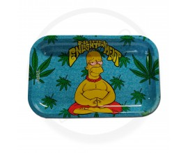 Smoke Arsenal Rolling Tray - LARGE (28cm x 18cm) - ENLIGHTENMENT
