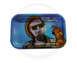 Smoke Arsenal Rolling Tray - LARGE (28cm x 18cm) - INFINITY STONED