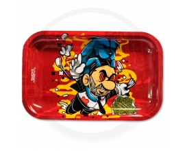 Smoke Arsenal Rolling Tray - LARGE (28cm x 18cm) - JOHN WEED