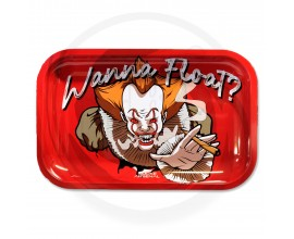 Smoke Arsenal Rolling Tray - LARGE (28cm x 18cm) - WANNA FLOAT 2