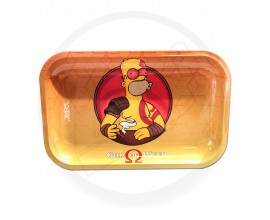 Smoke Arsenal Rolling Tray - LARGE (28cm x 18cm) - GOD OF WEED