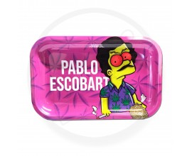 Smoke Arsenal Rolling Tray - LARGE (28cm x 18cm) - ESCOBART