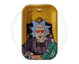 Smoke Arsenal Rolling Tray - LARGE (28cm x 18cm) - THE RICKFATHER