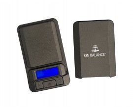 On Balance LS-600 600g x 0.1g Mini Digital Scales - DS37