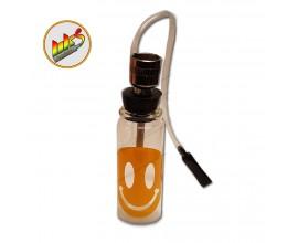 11cm Mini Glass Waterpipe - Mixed Designs (Single)
