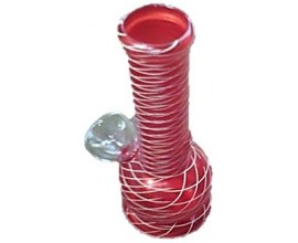 13cm Mini Glass Waterpipe - MGB910