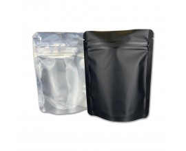 Resealable Mylar Barrier Baggies  - 7g - Pack of 50