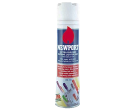 Newport Gas 250ml - Pack of 6 - NEWGAS