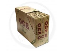 OCB - Organic Hemp Kingsize Slim Connoisseurs (32) - OCBCON-HEMP