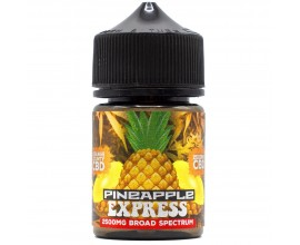 Orange County CBD | Cali Range Broad Spectrum CBD E-Liquid | PINEAPPLE EXPRESS | 50ml | Various CBD Strengths