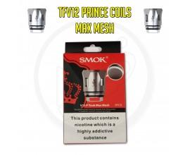 SMOK   TFV12 Prince Coils   0.17 Ohm MAX Mesh   Pack of 3