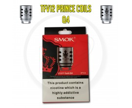 SMOK TFV12 Prince Coils - 0.4 Ohm Q4 (Pack of 3)