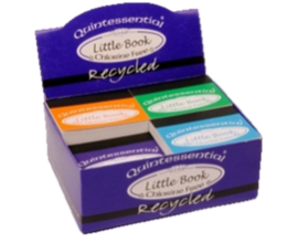 Quintessential - Recycled Little Books - QUINTLBR