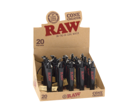 RAW | Cone Creator Rolling Tools | Display Pack of 20 | RAWCONECR-20PK