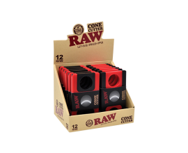 RAW | Cone Cutter | Display Pack of 12 | RAWCONECUT-12PK