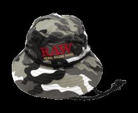 RAW   Smokermans Hats   CAMO   Various Sizes