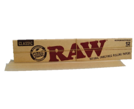 "RAW - Supernatural 12"" Rolling Papers - RAW12"