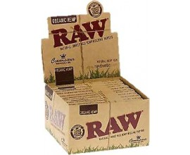 RAW - Organic Connoisseur - King Slims & Roach (24) - RAWCON1