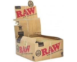 RAW - Classic King Slims (50) - RAWKS