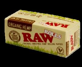 RAW - Organic Hemp Rolls (24) - RAWR2