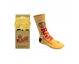 RAW   Authentic RAW Socks   1 x Pair