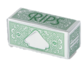Rips - Green Slim Papers (24) - RIPG