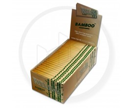 Rizla - Bamboo Regular Rolling Papers (50 x 1) - RIZBAMBOOREG