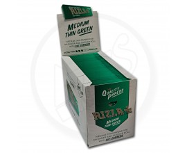 Rizla - Regular Green Papers (100) - RIZG