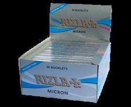 Rizla - Micron King Slim (50) - RIZMKS