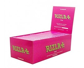 Rizla - Regular PINK Papers (50) - RIZP