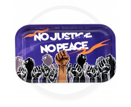 Smoke Arsenal Rolling Tray - LARGE (28cm x 18cm) - NO PEACE