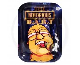Smoke Arsenal Rolling Tray - LARGE (28cm x 18cm) - NOTORIOUS B.A.R.T