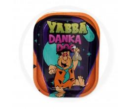 Smoke Arsenal Rolling Tray - SMALL (18cm x 14cm) - YABBA DANKA DOO
