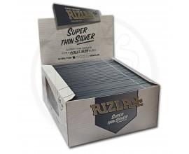 Rizla - Silver Kingsize Slim (50) - RIZSKS