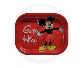 Smoke Arsenal Rolling Tray - SMALL (18cm x 14cm) - GET HIGH