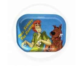 Smoke Arsenal Rolling Tray - SMALL (18cm x 14cm) - SCOOBY DOOBY