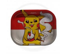 Smoke Arsenal Rolling Tray - SMALL (18cm x 14cm) - GOTTA SMOKE EM ALL