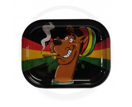 Smoke Arsenal Rolling Tray - SMALL (18cm x 14cm) - SNOOPY DOO