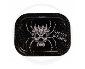 Smoke Arsenal Rolling Tray - SMALL (18cm x 14cm) - WHITE WIDOW