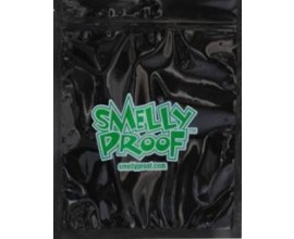 Smelly Proof Bags - Black - SPBBLK