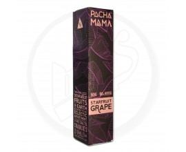 Pacha Mama by Charlie's - STARFRUIT GRAPE - 50ml Shortfill - ZERO Nicotine