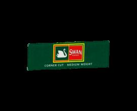 Swan - Regular Green Papers (100) - SWANG