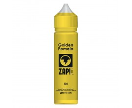 ZAP! Juice - Golden Pomelo - 50ml Shortfill - ZERO Nicotine (Includes 1 x 18mg ZAP! Nic Salt Shot)